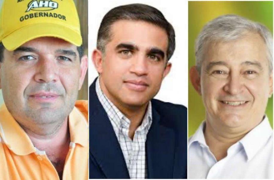 Ausentes tres legisladores salteños del interbloque Cambiemos. Estuvieron Javier David, Pablo Kosiner, Andrés Zottos y Sergio Leavy.