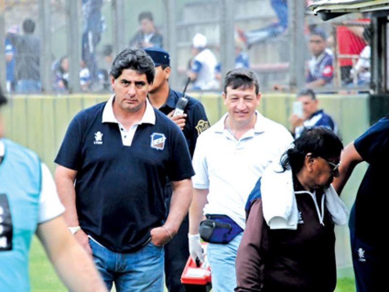 Gustavo Módica,  técnico de Juventud Antoniana.