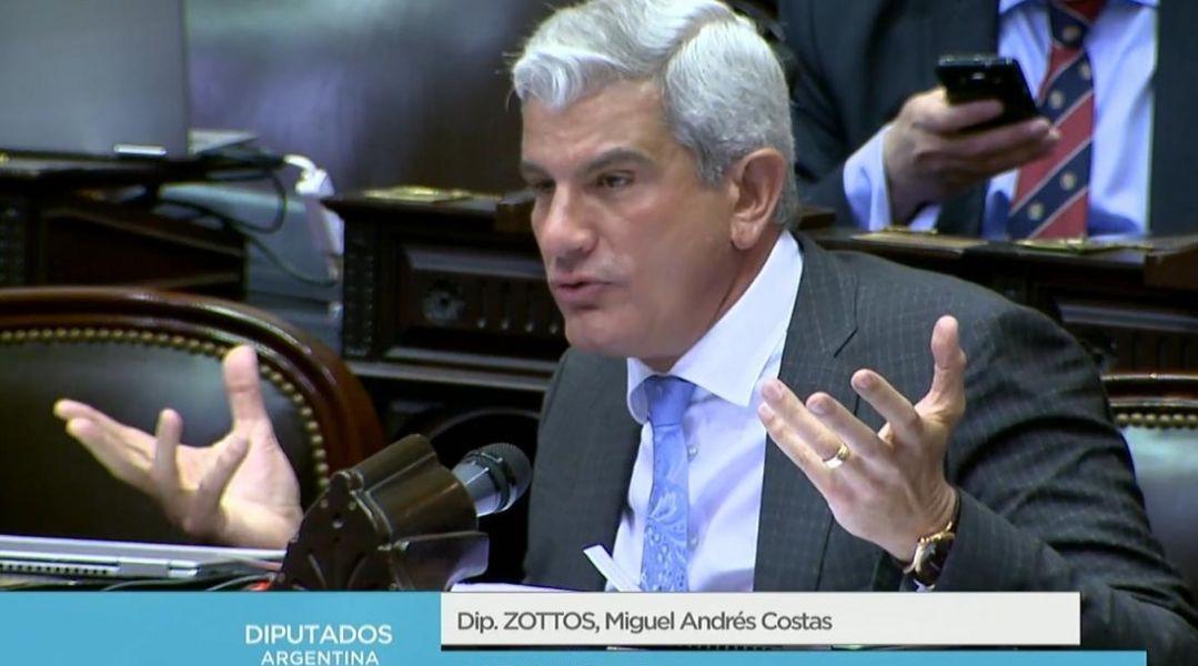 El legislador salteño hizo una serie de planteos sobre las economías regionales ayer en la sesión de la Cámara de Diputados.