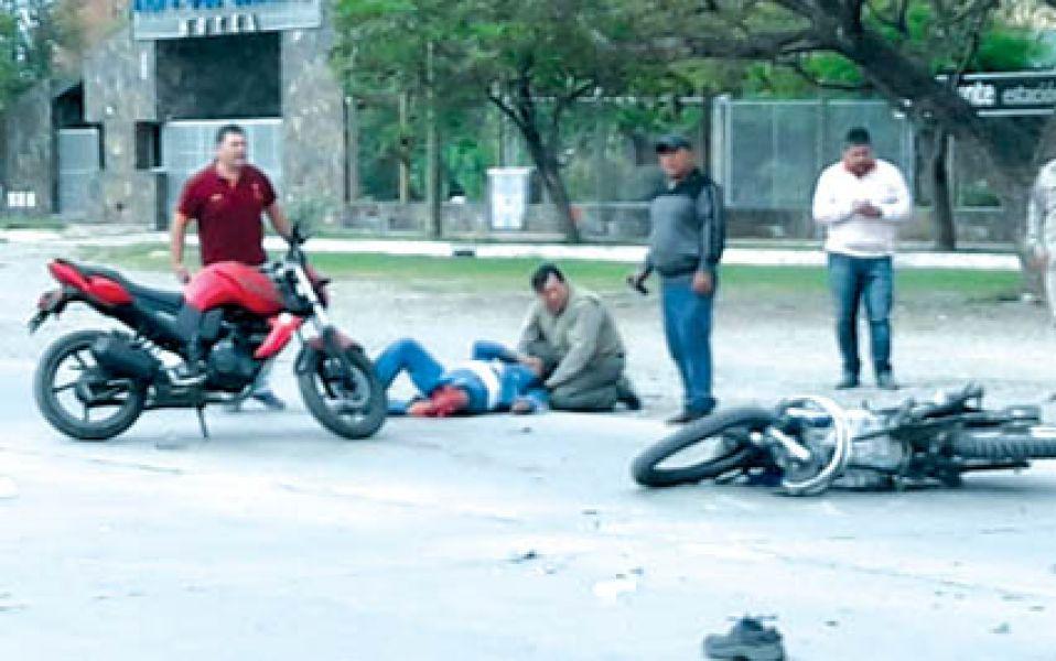 El  motociclista había perdido la pierna tras impactar con un camión en la ruta 34.