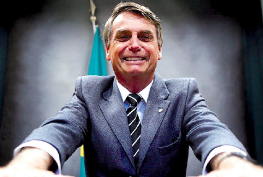 Bolsonaro será el más votado pero no ganará en primera vuelta en Brasil.