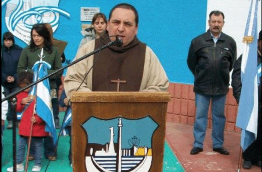 """Nicolás Parma o """"Padre Felipe"""", otro acusado por abusos, está detenido en Santa Cruz."""