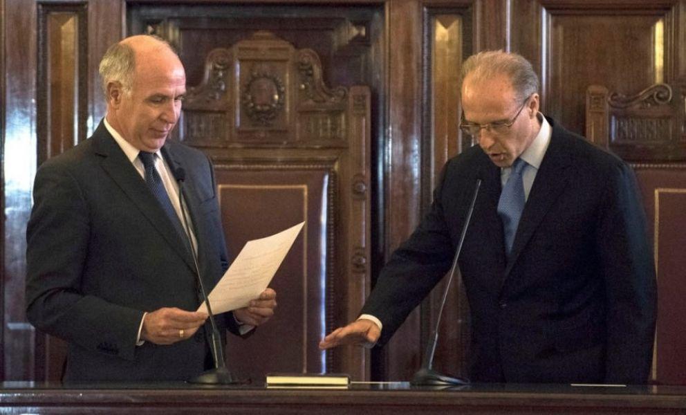 Surgió una disputa entre Ricardo Lorenzetti y Carlos Rosenkrantz por el manejo de la comunicación y la información del Poder Judicial.