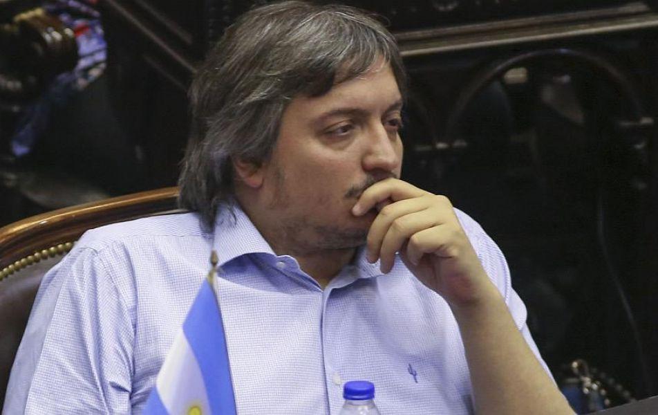 El diputado Maximo Kirchner no aparece mencionado los cuadernos del ex chofer Centeno, pero igual deberá presentarse ante la Justicia.