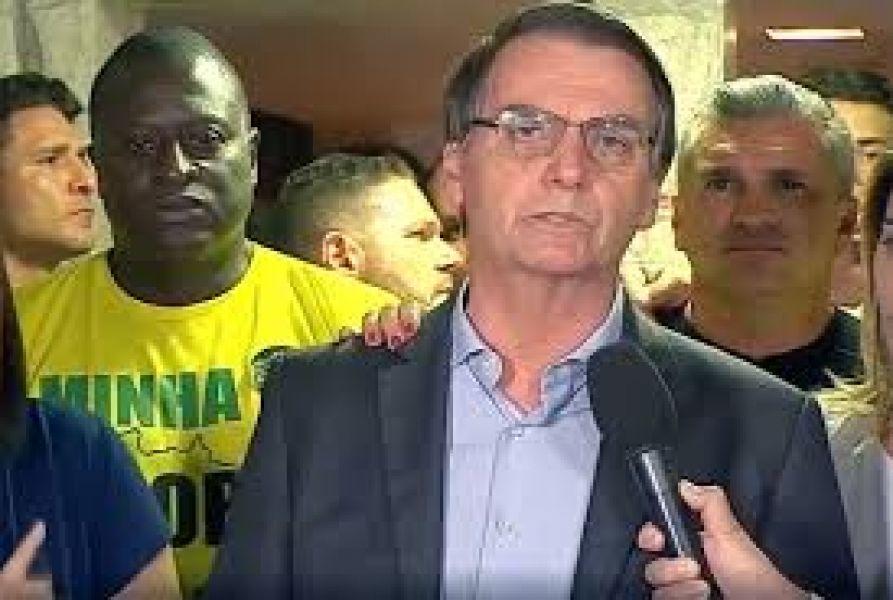 Jair Bolsonaro, el ultraderechista, de 63 años, ganó el domingo la segunda vuelta de las elecciones presidenciales.