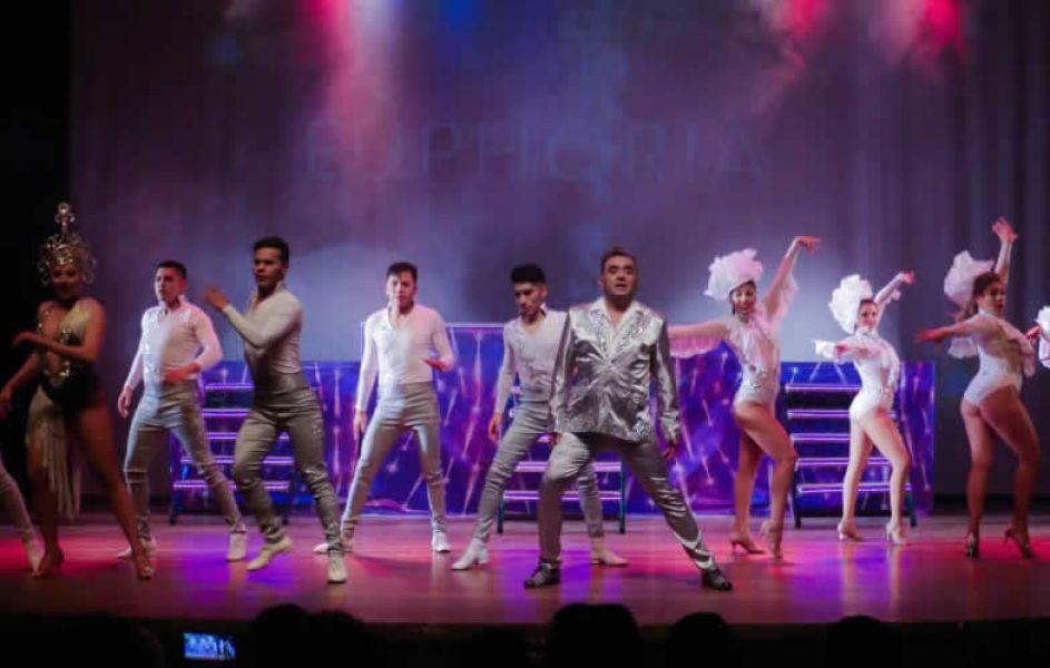 El espectáculo de danzas latinas y caribeñas se realizará el 10 de noviembre a las 21:30, en el Teatro Provincial.