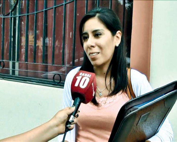 Melisa Nuñez ex defensora del pueblo de Cerrillos, presentó un recurso de inconstitucionalidad por su destitución.