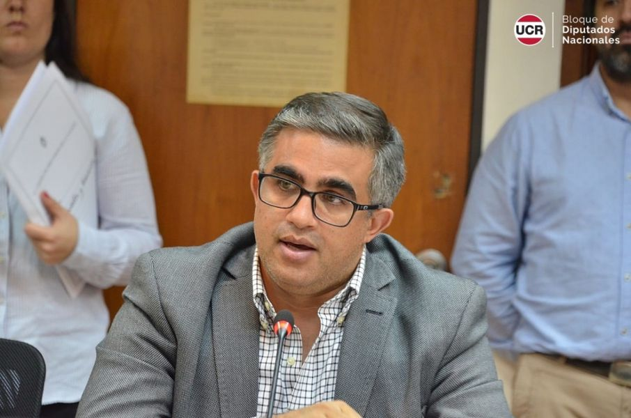 """""""El norte necesita más transparencia en el tratamiento de las causas judiciales vinculadas al narcotráfico"""", dijo el diputado Miguel Nanni."""