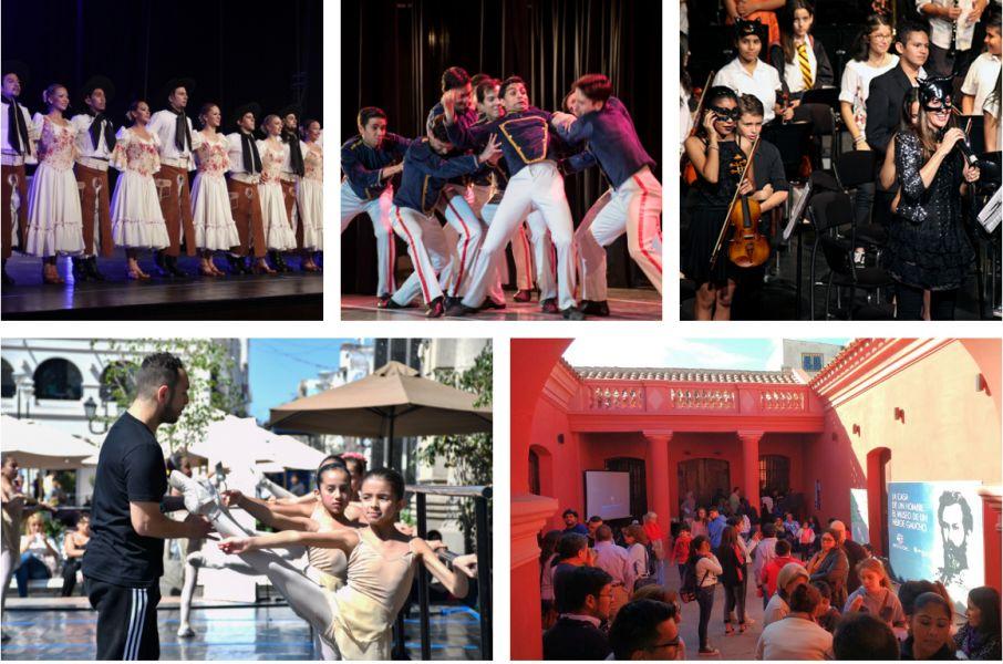 """El sábado 8 de diciembre comienza el ciclo gratuito """"La Cultura No Duerme"""", en el Teatro Provincial con obras del Ballet clásico de la Provincia."""