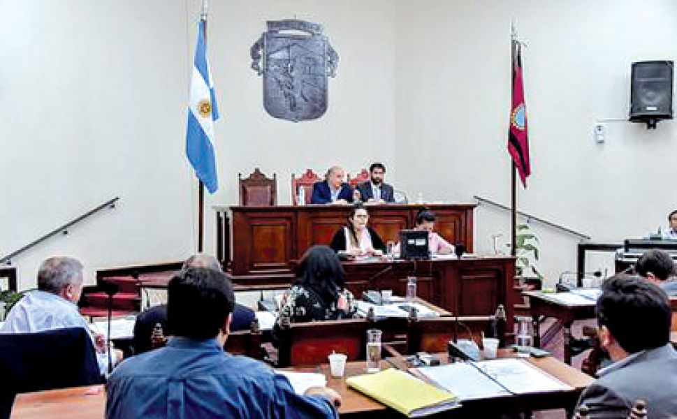 En su última sesión del año los concejales aprobaron elconvenio entre los representantes de juegos de azar y la Comuna.