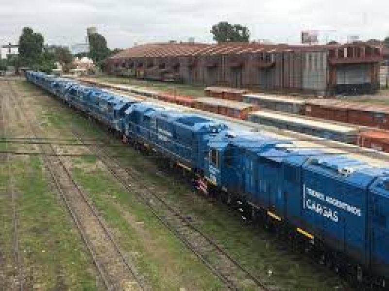 El transporte de cargas por ferrocarril tuvo un incremento del 45% en el acumulado del año 2018, comparado con el 2017.