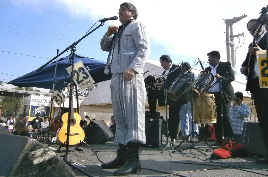 Pitin Zalazar (foto) junto a Paola Arias, Coroico, y Las Voces de Orán son las figuras del sábado 5 de enero en La Poma.
