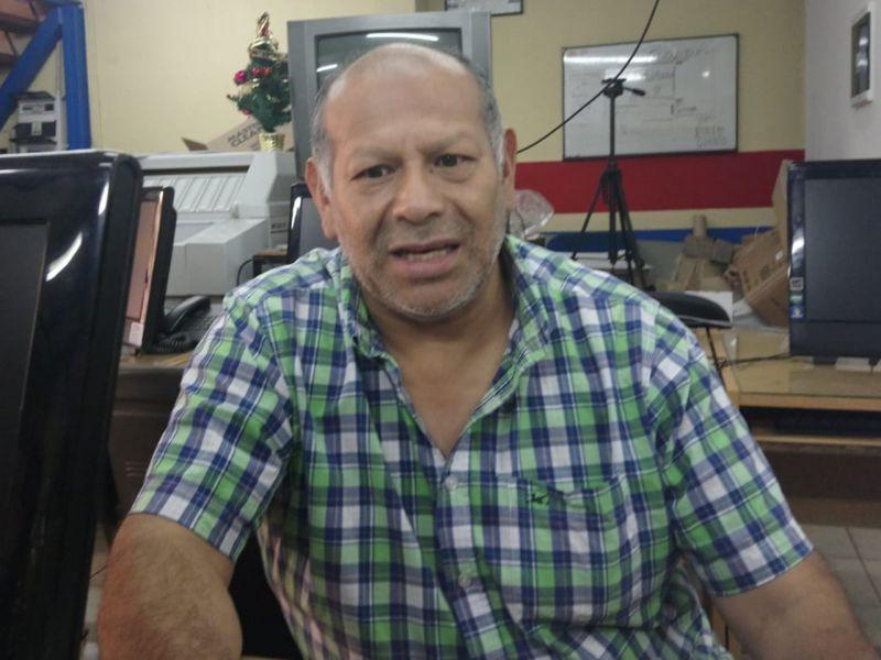 """""""Queremos tener los beneficios que hoy tiene un veterano de guerra"""", dijo Sergio Orozco, soldado conscripto de la Guerra de Malvinas."""