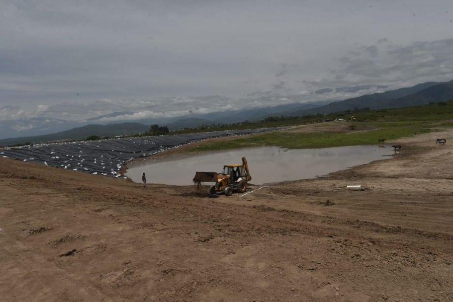 Estas obras hídricas disminuirán el ingreso del agua de lluvia al centro, también aliviará a los barrios de la zona Norte y Oeste.
