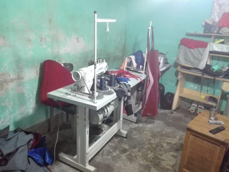 La menor sufría de reducción a la servidumbre en un taller clandestino de costura que se encontraba en un barrio de La Paz, Bolivia.
