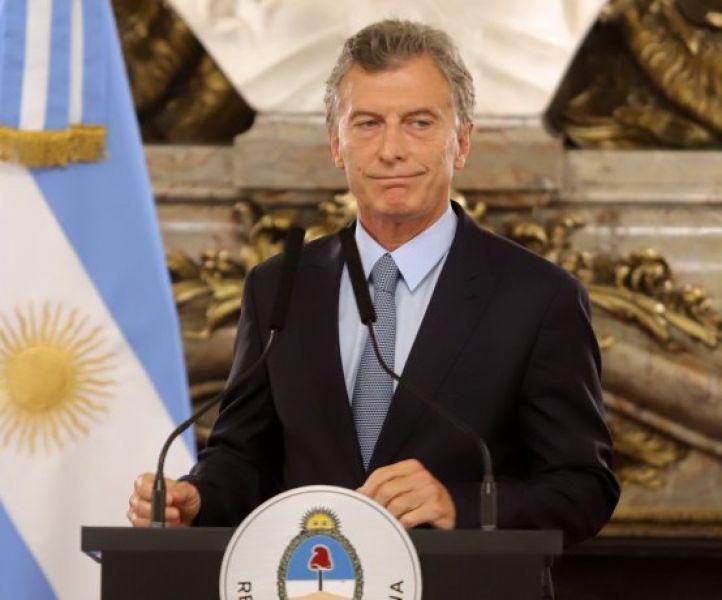 """Mauricio Macri reiteró que """"los problemas que arrastramos no se resuelven en tres años""""."""