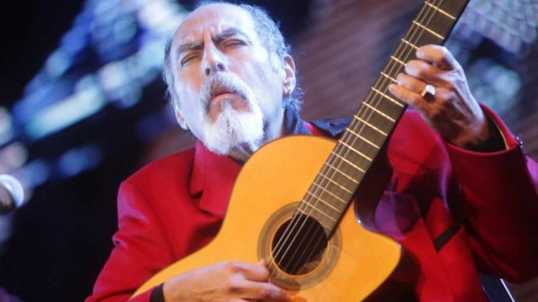 El guitarrista Juanjo Domínguez, un prestigioso artista de nivel internacional y ciudadano ilustre de Junín, falleció a los 67 años.