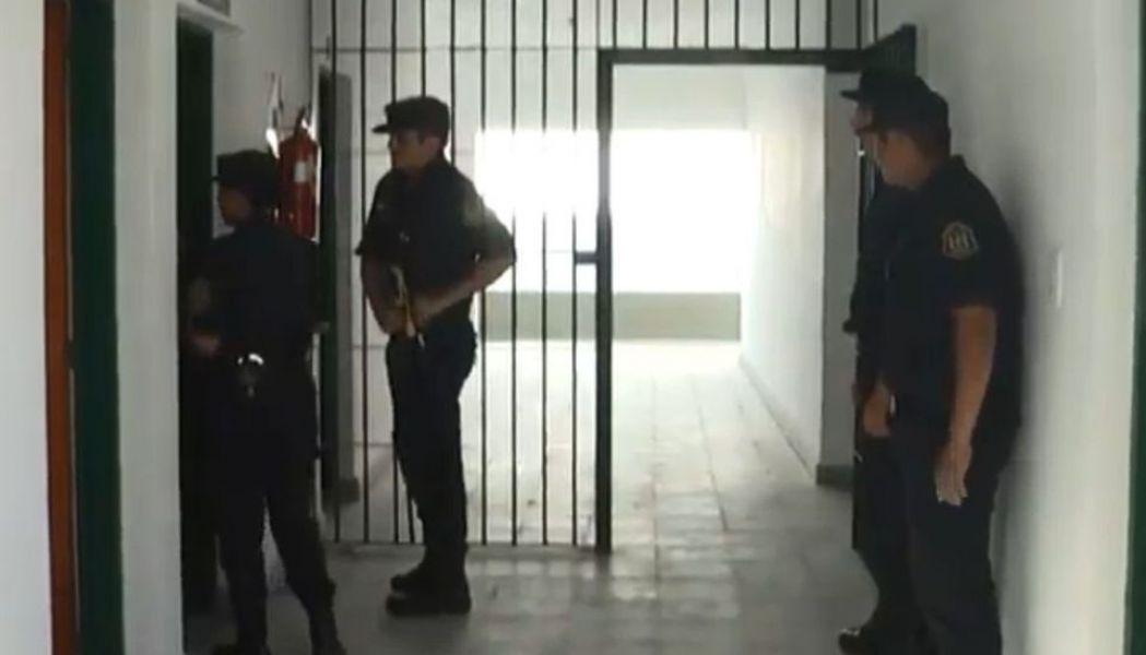 Los presos esperaron el horario de visitas para emprender la fuga.