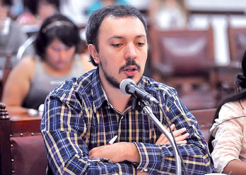 """Arturo Borelli, diputado quien finaliza su mandato este año conformará un monobloque llamado """"Planifiquemos Salta""""."""