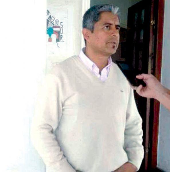 Federico Maigua, titular de ISEPCi.