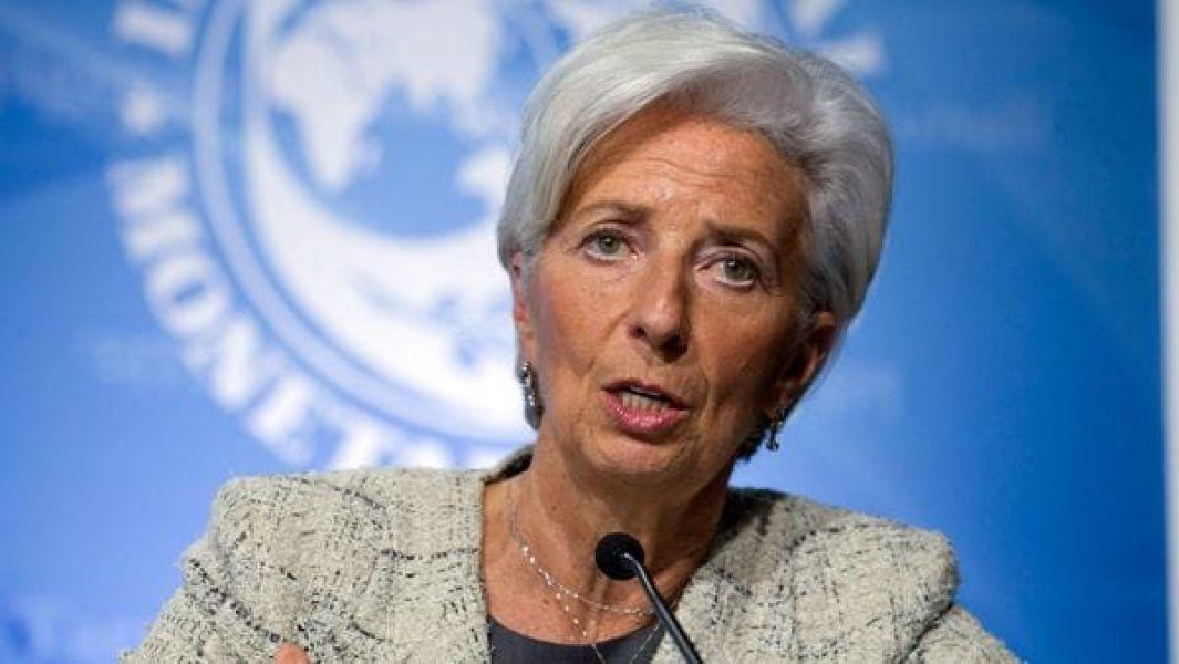 Christine Lagarde, presidenta del FMI. La inflación en Argentina es la más alta de la región después de Venezuela y una de las más altas del mundo.